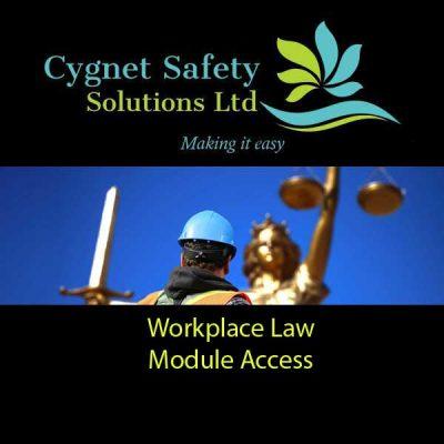 5. Workplace Law - Module