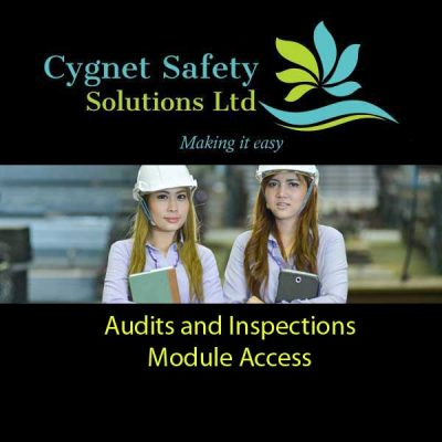 6. Audits and Inspections - Module
