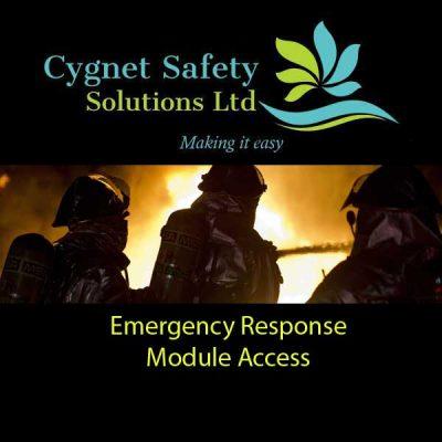 8. Emergency Response - Module